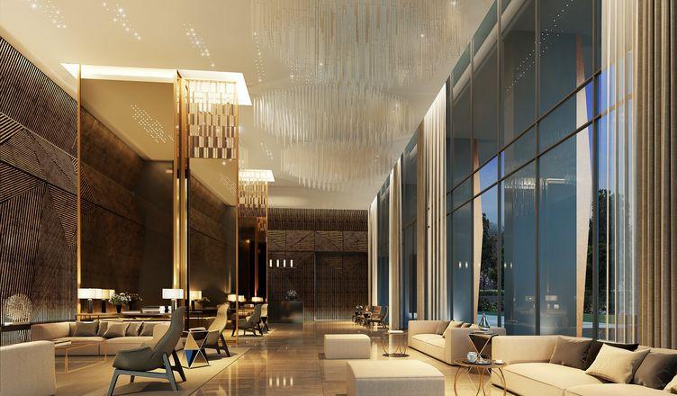 C Ekkamai high ceiling Lobby