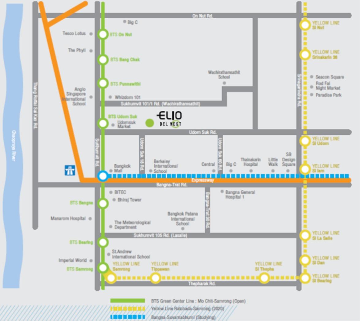elio map