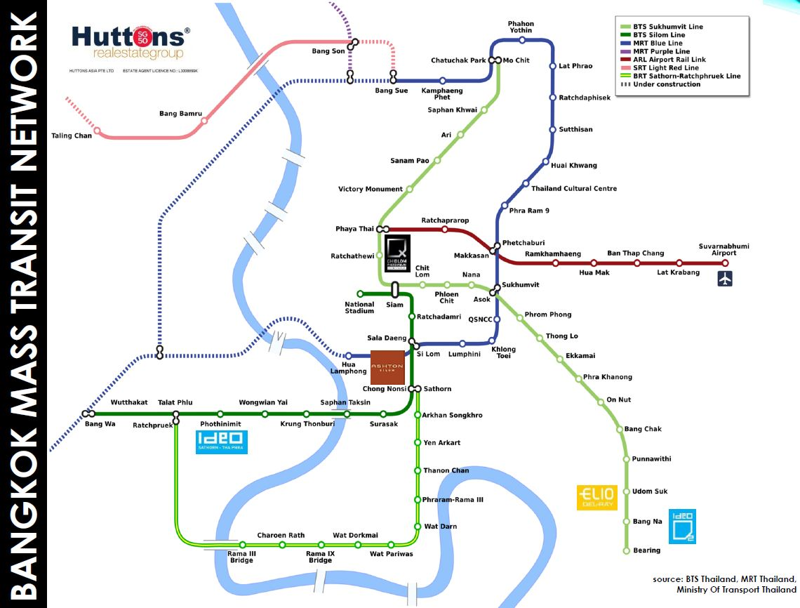 ananda-ashton-silom-bts-map