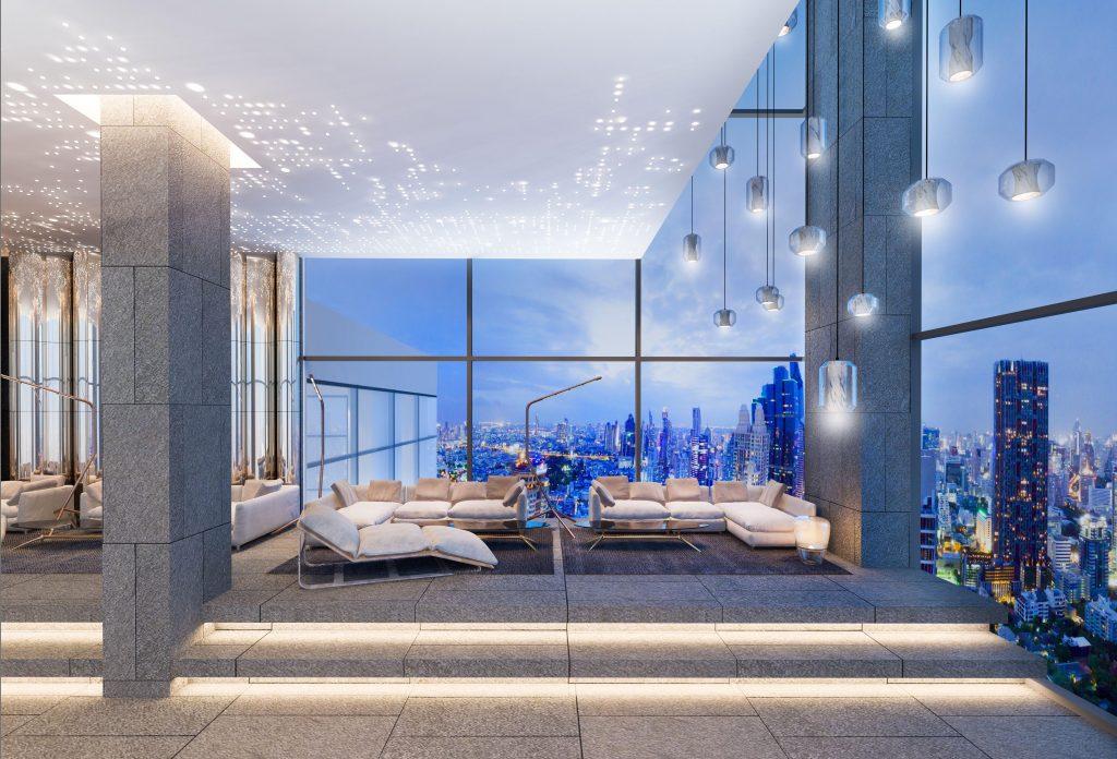 KNB Sky lounge