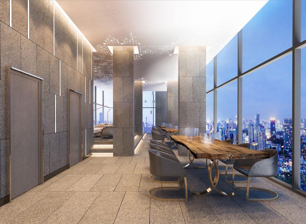 KNB Sky lounge 2