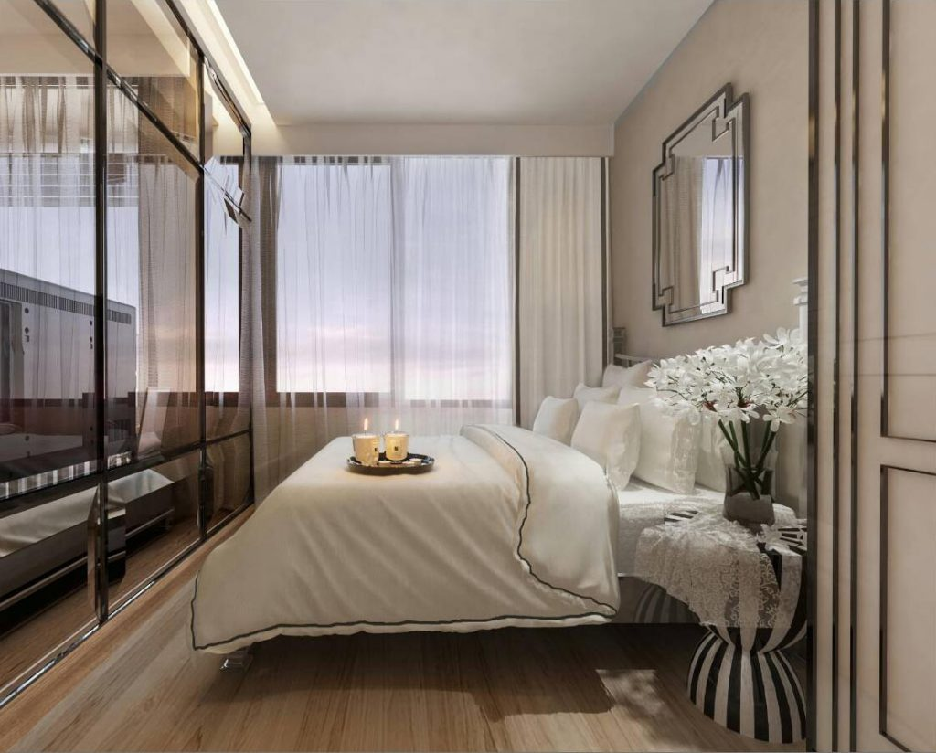 mono 24 bed