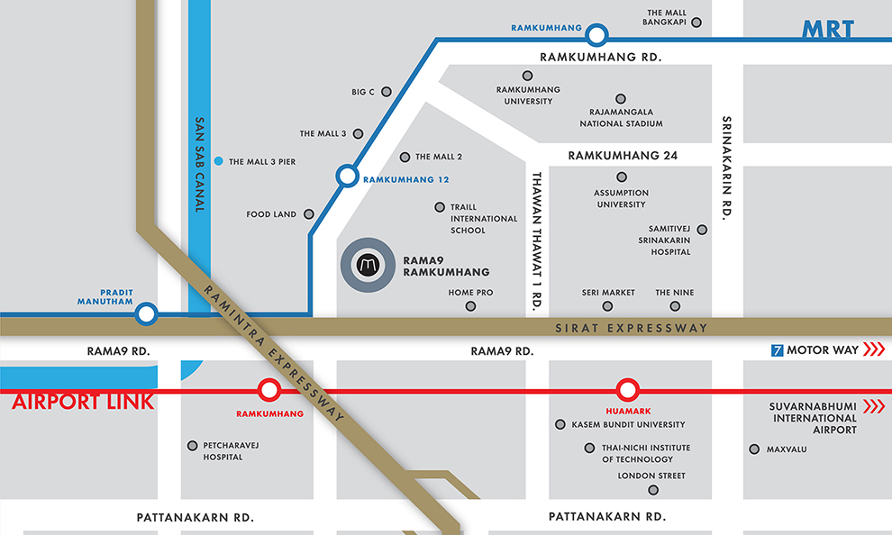 MAP MTR