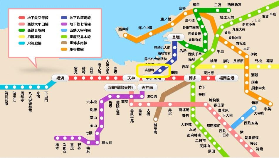 ダイナコート大博通り15