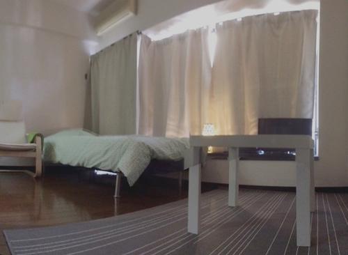 福岡ウィークリーマンション・ピュアドーム天神アネックス@Bリビング
