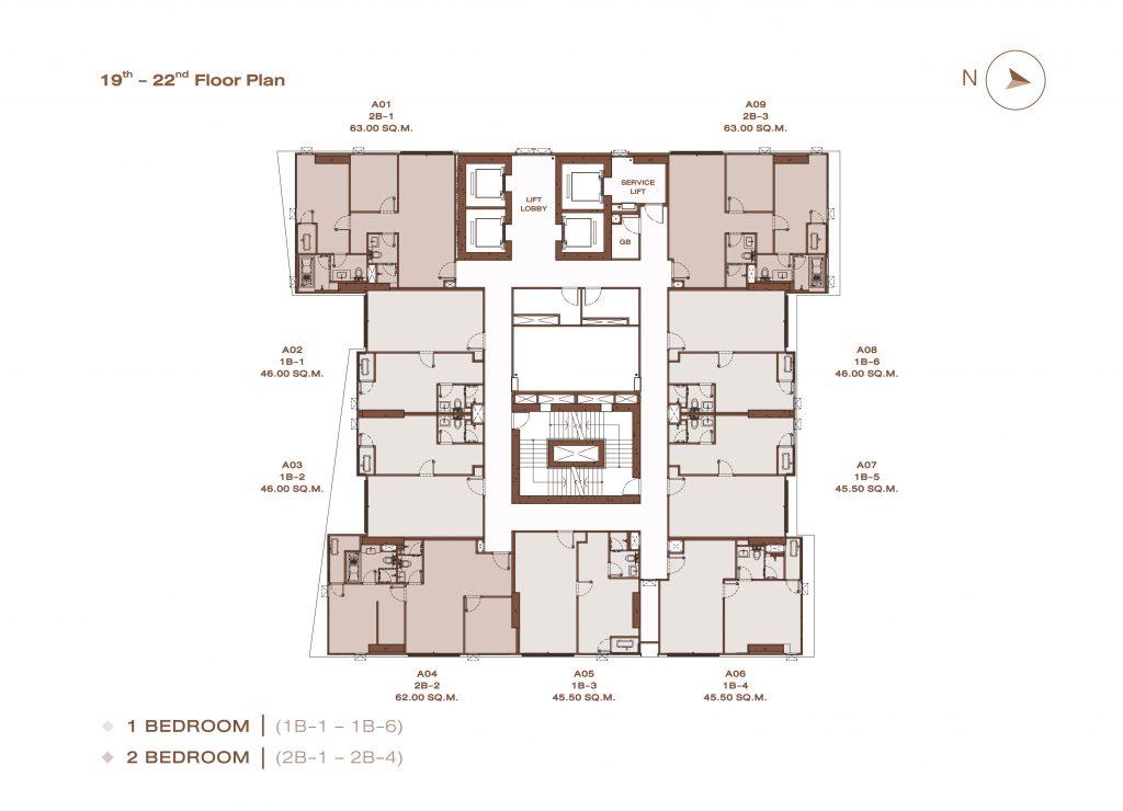 19-22nd Floor-01-01