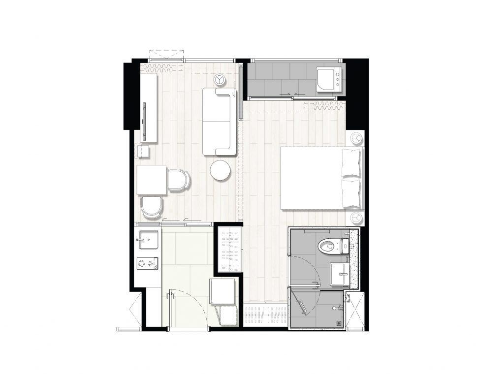 32.50-33.00_sqm_1Bedroom_TypeB