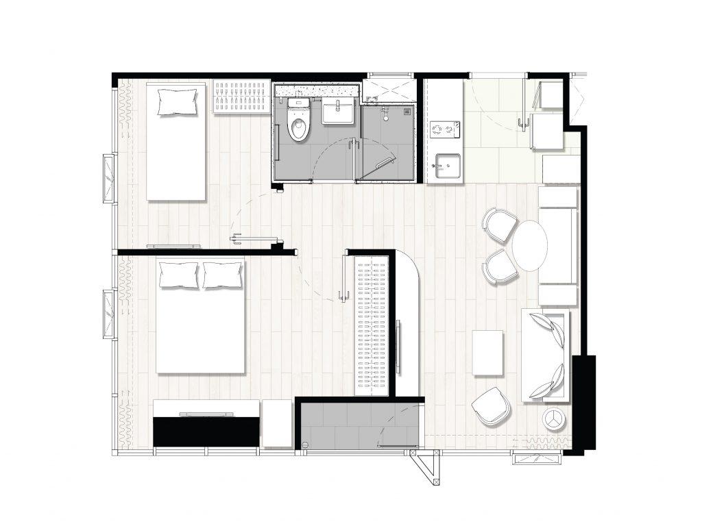 48.00_sqm_2Bedroom_Corner