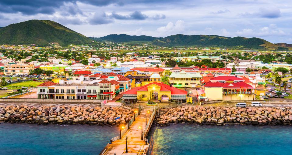 St Kitts Passport
